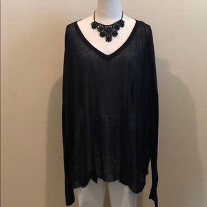 Rag & Bone Long Sleeve Knit Top (AS IS)